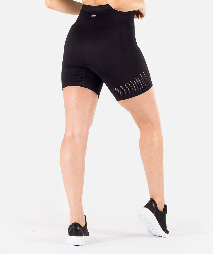 Swift Seamless Shorts - Black