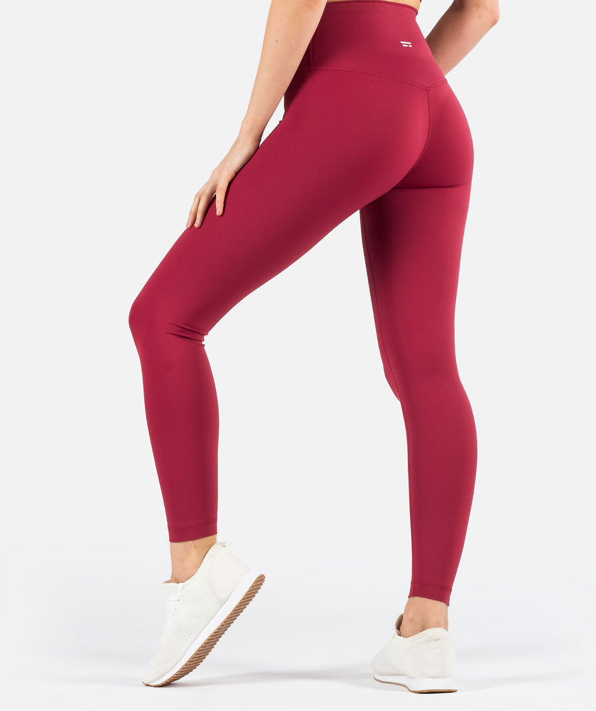 Breeze 2.0 Leggings - Ruby