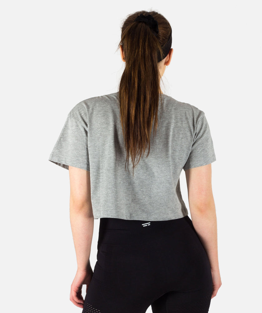 Air Crop Top - Grey