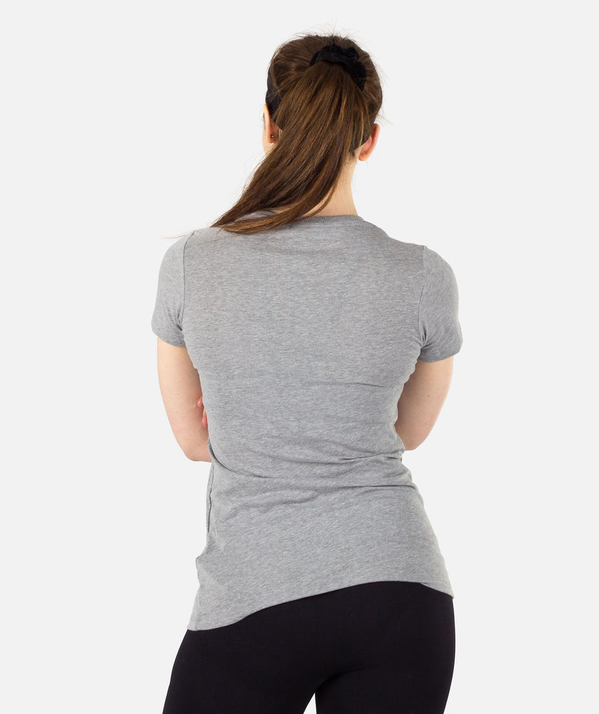 Form T Shirt - Grey
