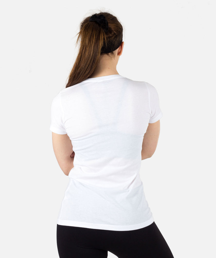 Form T Shirt - White