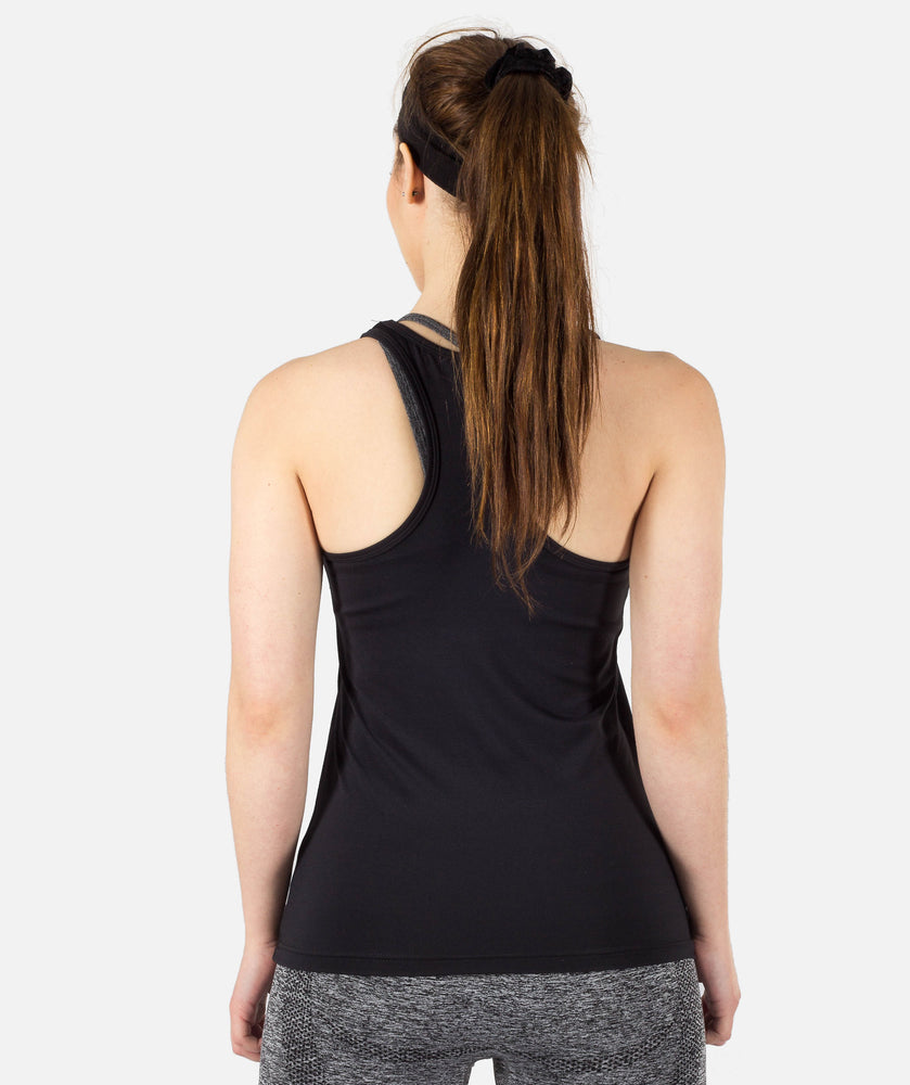 Workout Vest - Black