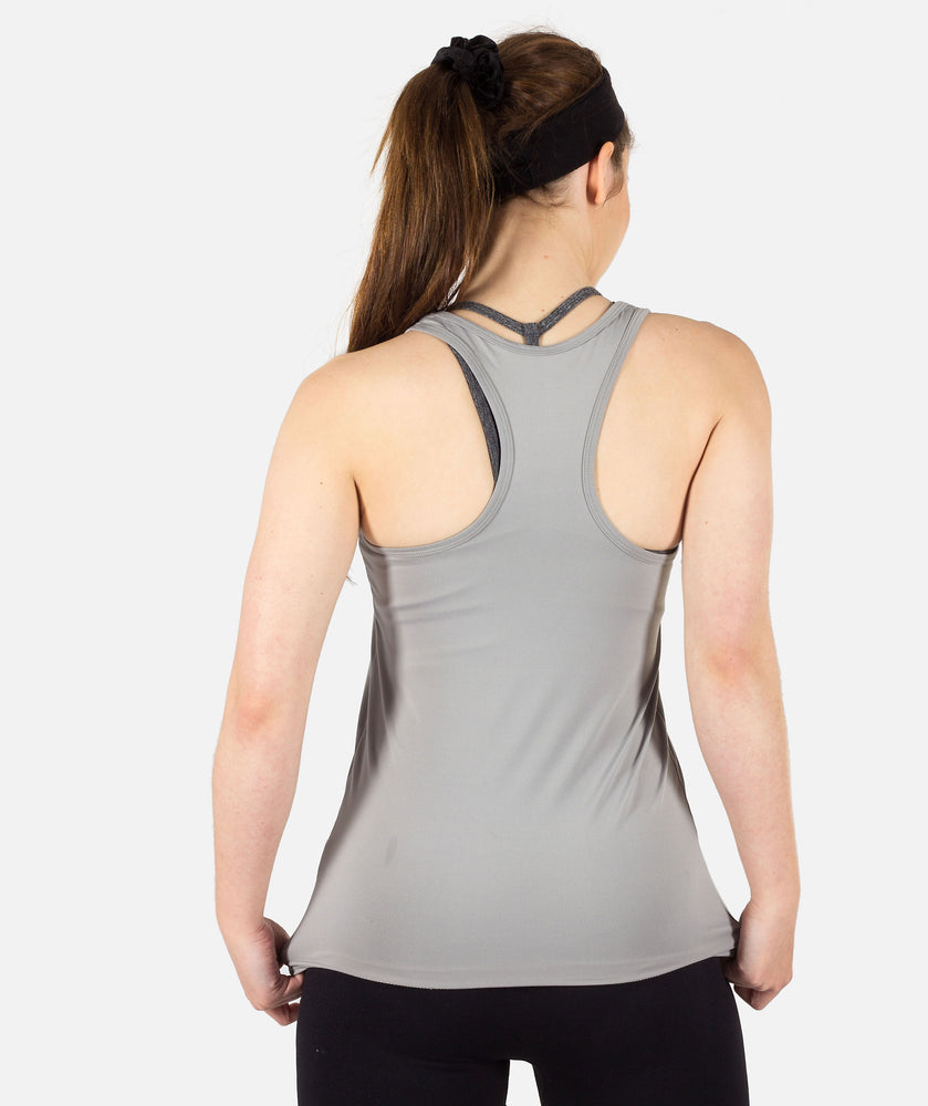 Workout Vest - Grey