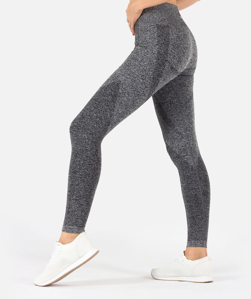 Haze Seamless Leggings - Grey