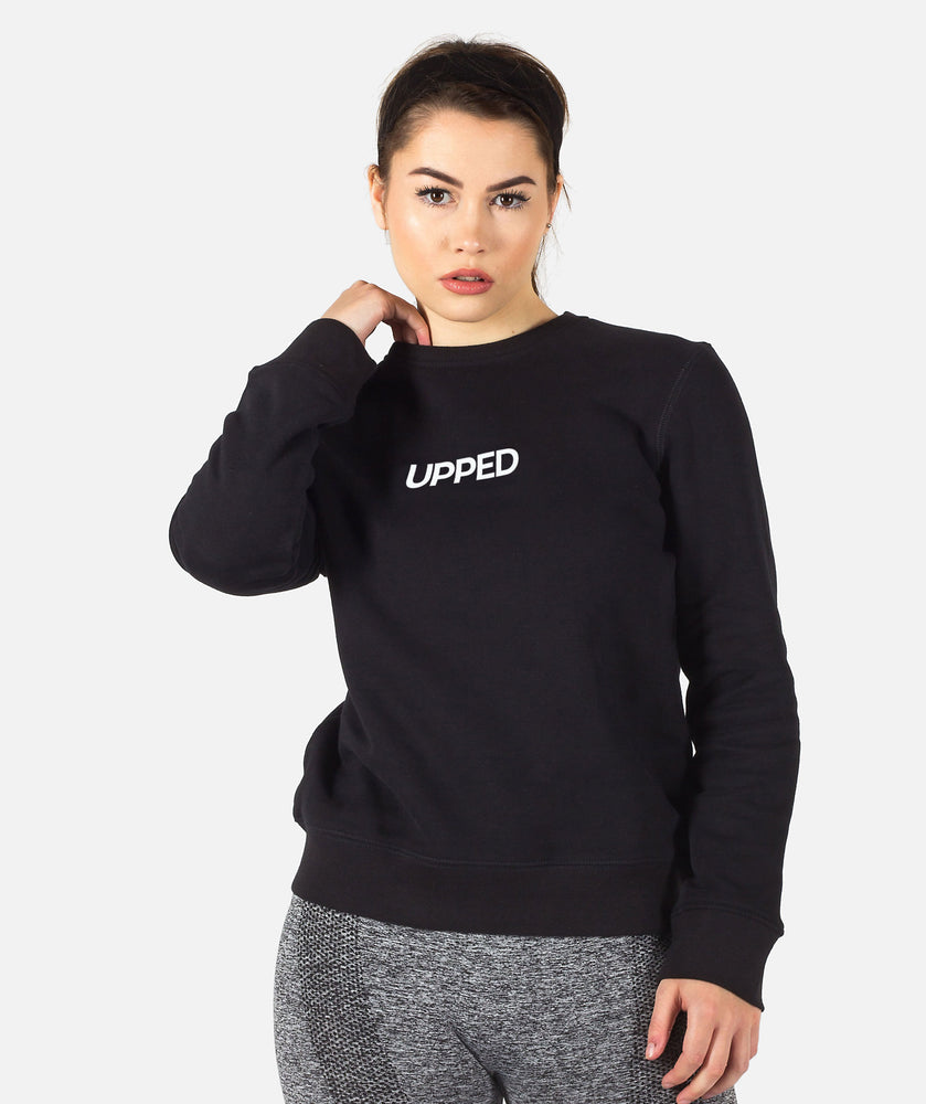 Snug Sweatshirt - Black