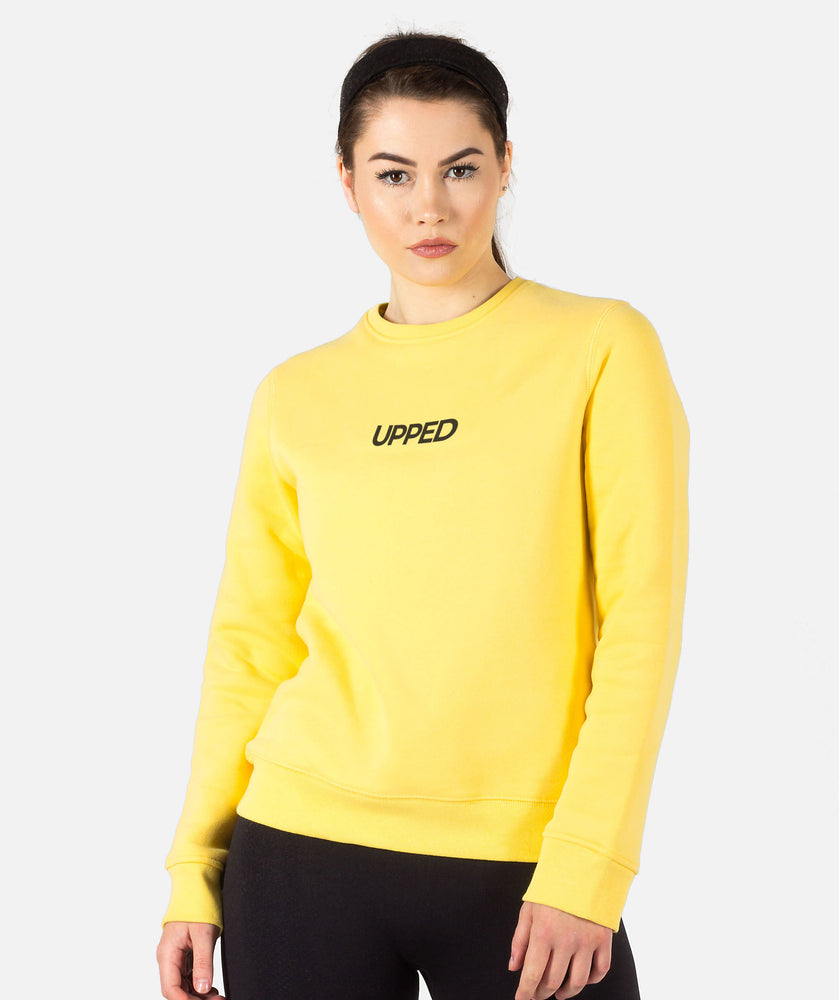 Snug Sweatshirt - Yellow