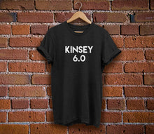 Kinsey 6.0 Gay Pride Shirt