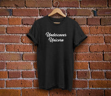 Undercover Unicorn Cute Gay Pride Shirt