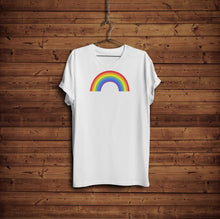 Cute Rainbow Gay Pride T-Shirt | QueerlyDesigns