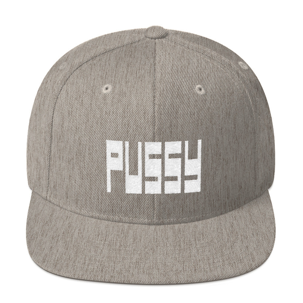 Pussy Hat - Heather | QueerlyDesigns