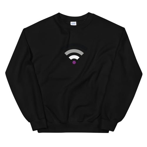 Asexual WiFi Sweatshirt
