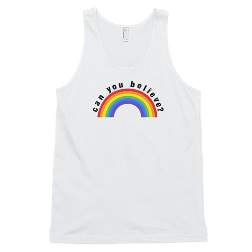 Queer Eye Tank Top - Can You Believe Tank