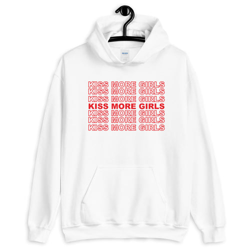 Kiss More Girls Hoodie