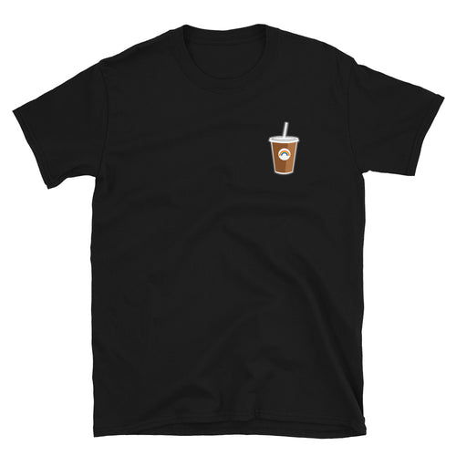Gay Iced Coffee Shirt