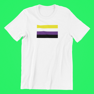 Nonbinary Flag Shirt