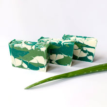 Load image into Gallery viewer, Aloe, there! Soap