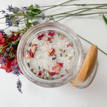 Load image into Gallery viewer, Calm Bath Tea Salt Soak