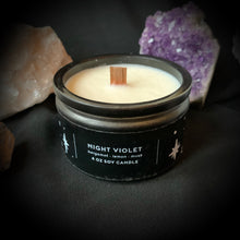 Load image into Gallery viewer, Night Violet Candle