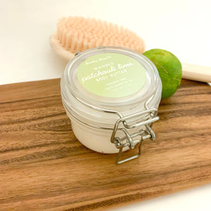 Patchouli Lime Body Butter
