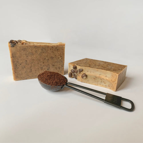 Coffee Exfoliating Soap
