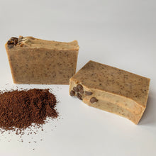 Load image into Gallery viewer, Coffee Exfoliating Soap