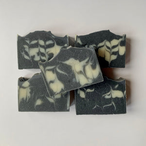 Charcoal Lavender Soap