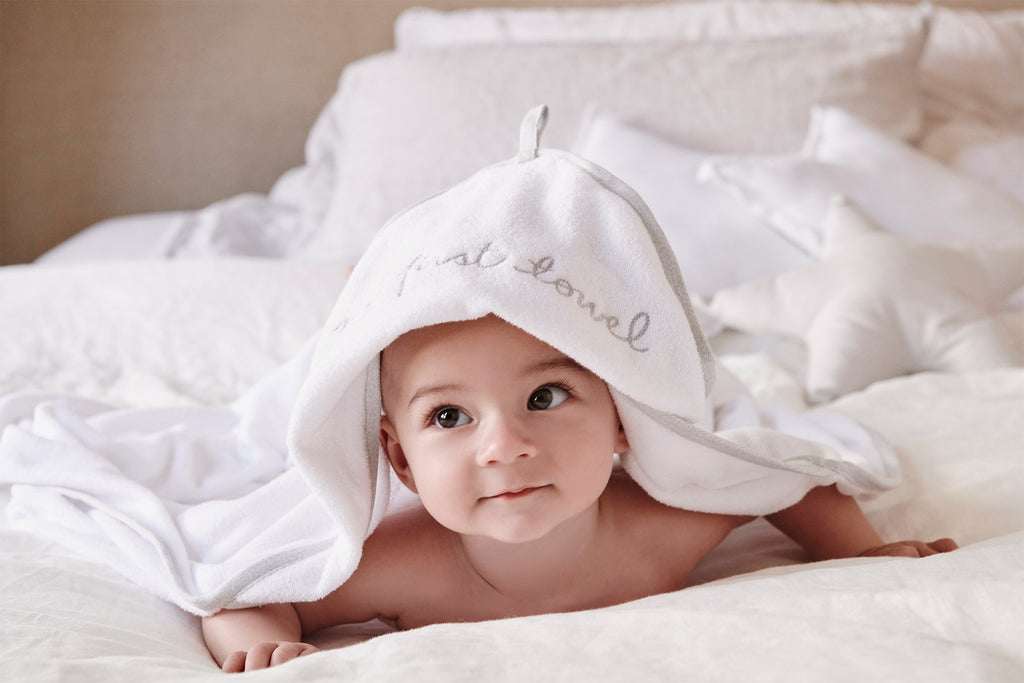 Everything You Need to Know about Washing Your Baby's Hair