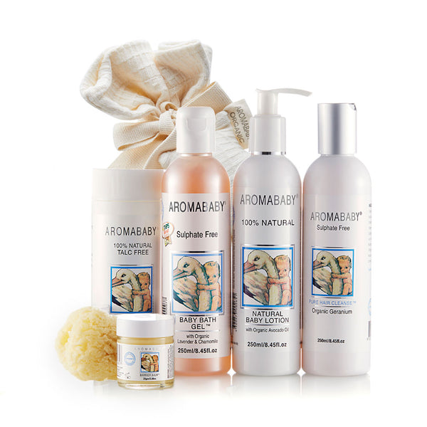 Aromababy Skincare Gift Pack