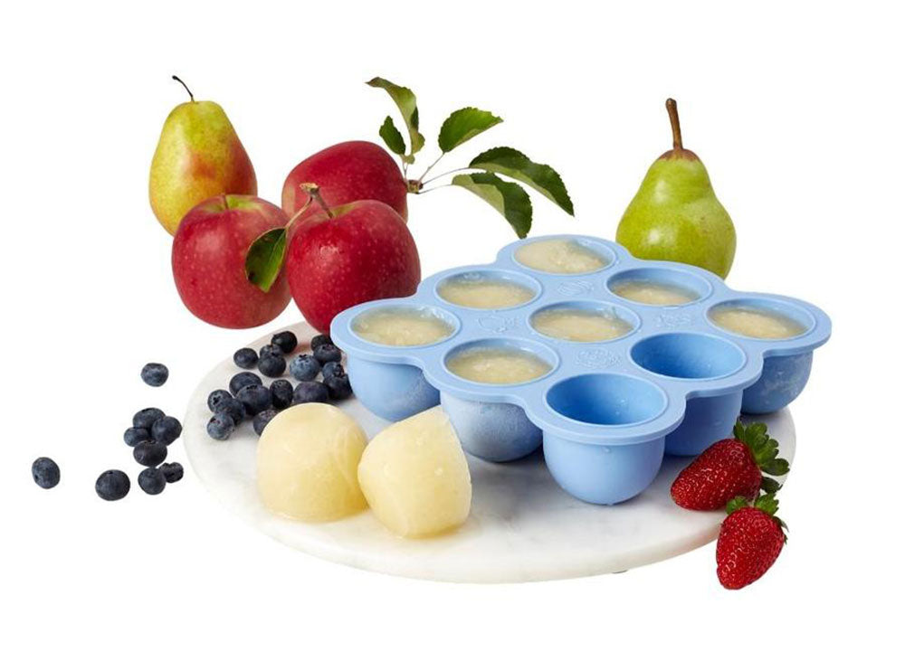 Make Homemade Baby Food for Starting Solids