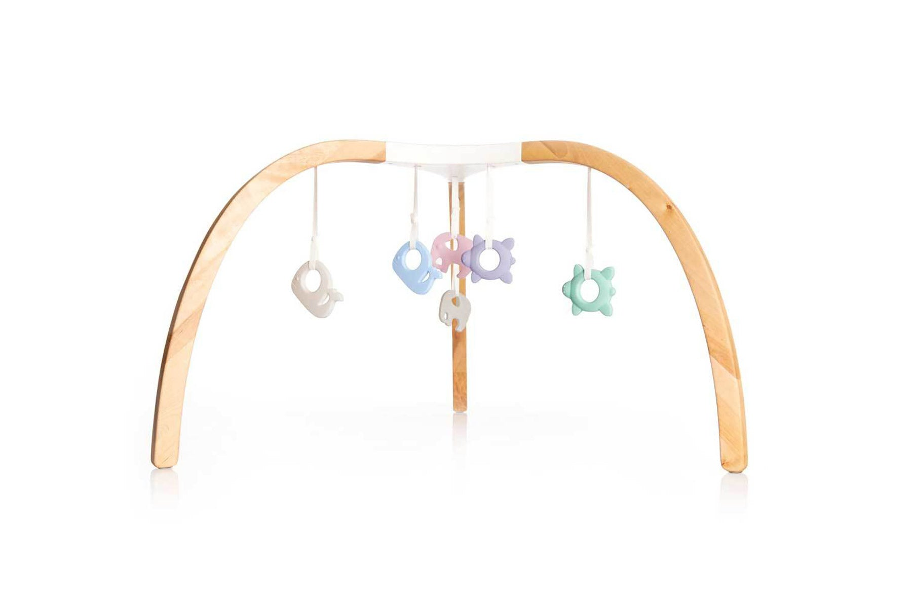 Mioplay Wooden Baby Play Gym
