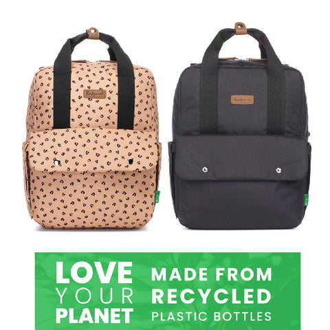Babymel Recycled Bottles Nappy Bags