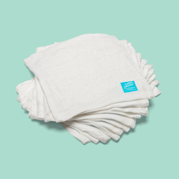 Bamboo Cloth Baby Wipes