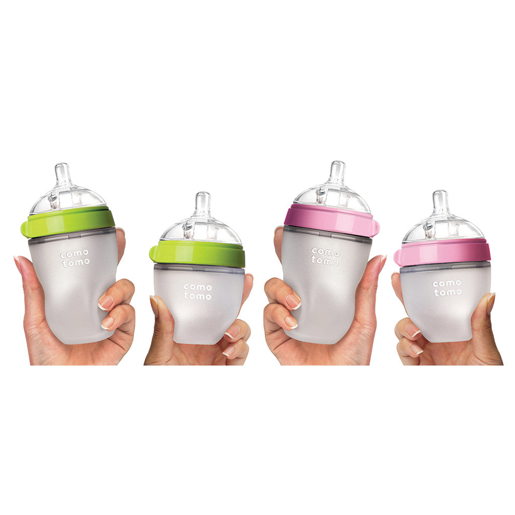 Comotomo Baby Bottle Range