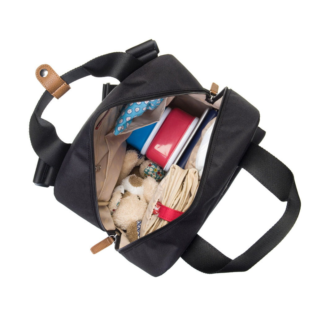 Georgi Nappy Bag Storage