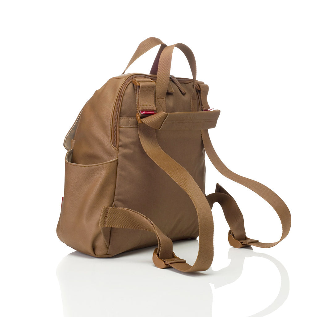 Babymel Robyn Nappy Backpack Tan