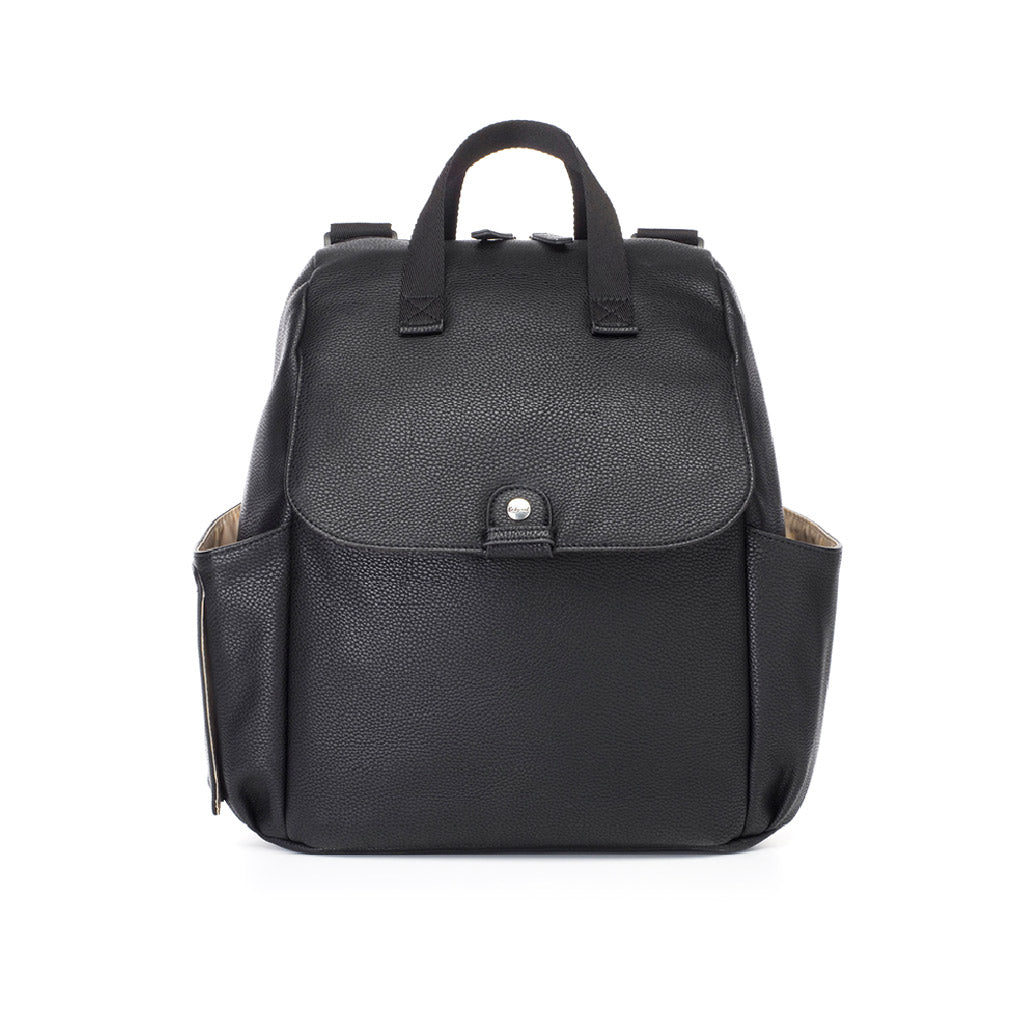 Babymel Robyn Backpack Vegan Leather Black