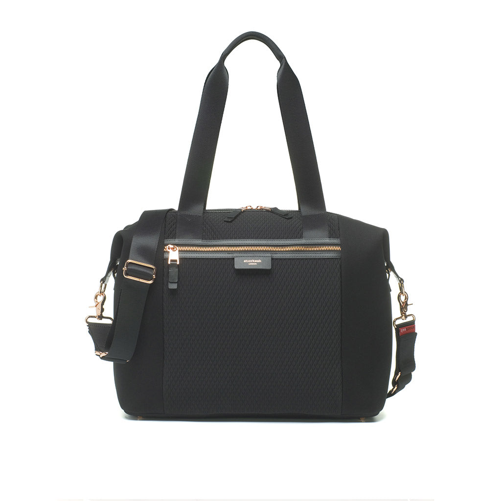 Storksak Stevie Luxe Nappy Bag