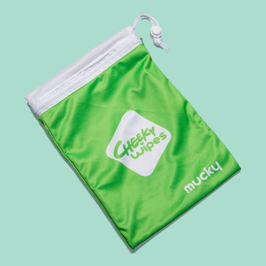 Cheeky Wipes Mucky Bag