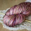 Blackberry Bramble / Hand Dyed Yarn