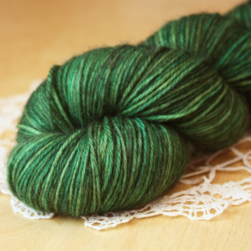 Boudicca / Hand Dyed Corrie Fingering Weight Sock Yarn / Ready to Ship