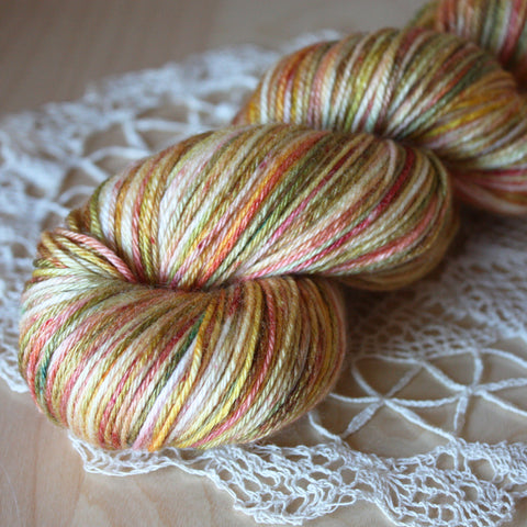 Burnished / Hand Dyed Yarn