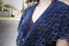 Cathy Lace Shawlette Knitting Pattern
