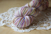 Chaussette / Fingering Weight / Danaerys Superwash Merino Wool Nylon Hand Dyed Yarn
