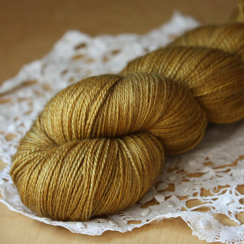 Doubloon / Hand Dyed Yarn