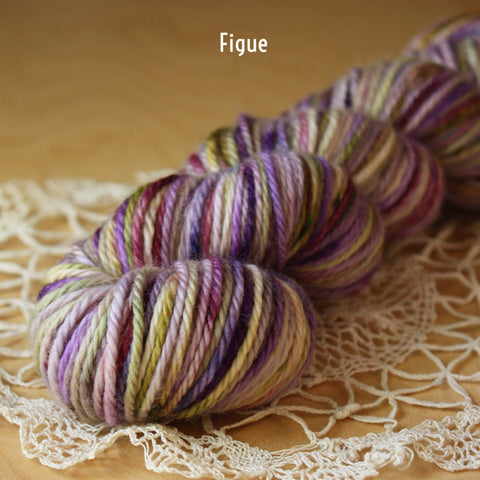 Beurre / Aran Weight / Superwash Merino Wool Yarn