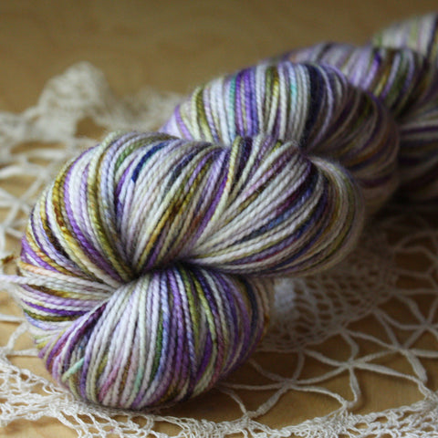 Figue / Hand Dyed Yarn