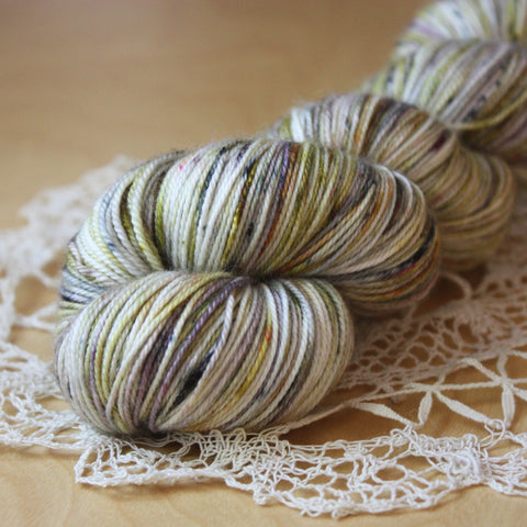 Granite / Hand Dyed Yarn