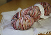 Alluree / Fingering Weight / Lady Macbeth Merino Wool Cashmere Nylon Hand Dyed Yarn / READY TO SHIP