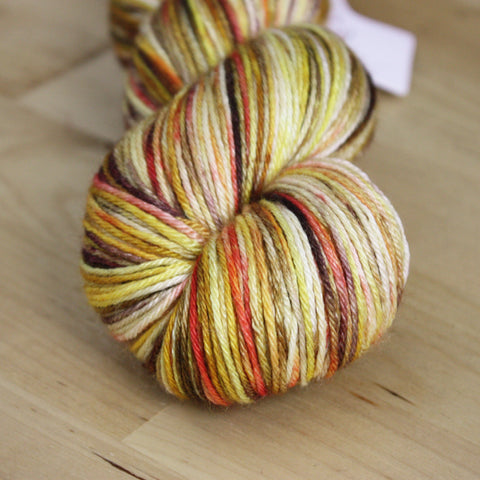 Maize / Hand Dyed Yarn