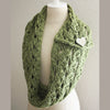 Margeaux Lace Cowl / Scarf Knitting Pattern